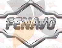 Logo Fenavo Liga de Automobilismo Virtual