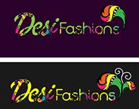 Desi Fashion logo