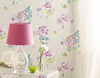 Caselio - Pergola Wallpaper Collection