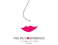 3% Conference Poster