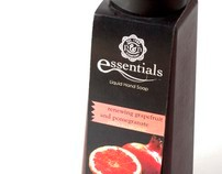 Essential Soap Re-design