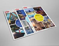 Via.com Hotel Flyer Template