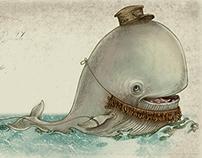 La ballena mensajera de Cuentos para niños con Barba.