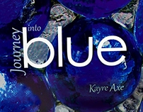 Journey Into Blue | Study of Color & Book Design