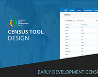 Census Tool Design