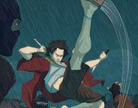 Samurai Champloo: it's Mugen to you ninja!!