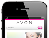 Avon Creative e-commerce App