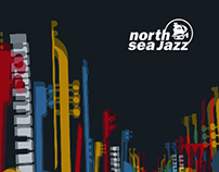 North Sea Jazz Festival Poster