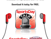 SportsDay Talk ads