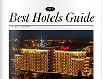 "newspaper ""The best hotels guide"" (2014)"