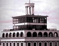 Skyscraper Restaurant, brochure