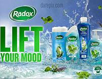 "Radox ""Lift Your Mood"""
