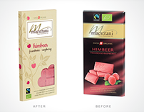 Maestrani chocolate redesign