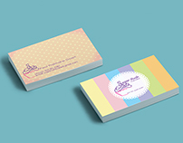 Sugar Rush Business Card