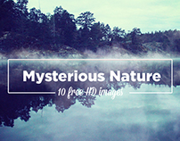 10 FREE IMAGES - MYSTERIOUS NATURE