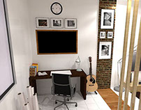 APARTMENT STUDIO