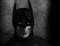 BATMAN BW