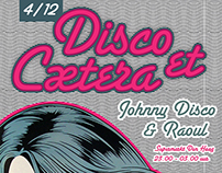 Poster - Disco et Cetera