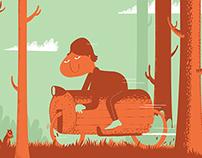 Eco rider
