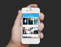 iOS Movie Application