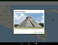 The Mayan Route v3.1 - Android Tablet Edition, 2021