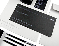 MHG Design Stationery