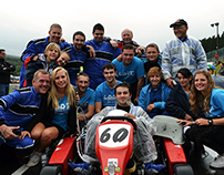 Reportage photo 24h Karting Spa-Francorchamps