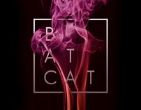 Batcat - logo design
