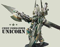 Gunpla Builders World Cup 2014 Entry:Full Armor Unicorn
