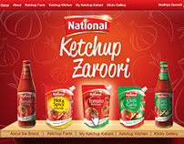National Ketchup Zaroori Application