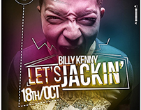 Let's Jackin - Billy Kenny