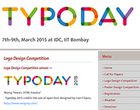 TYPOGRAPHY DAY 2015 Logo Design