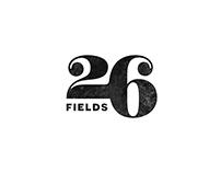 26FIELDS || brand design