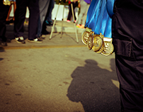 Roads to Rhodes Marathon, 2014