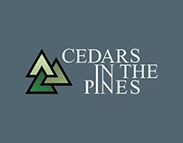 Cedars in the Pines, Logo