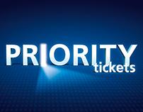 O2 Priority Branding