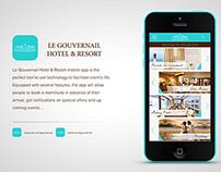 Le Gouvernail Hotel & Resort