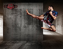 """UFC Fighter Mairbek """"Beckan"""" Taisumov"""