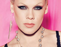 P!nk's Official Site