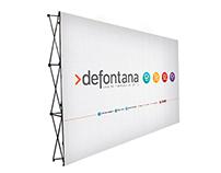 Panel araña para Defontana