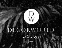 Decorworld Projects Branding