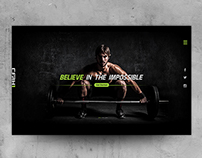 CFRH 1 Crossfit website