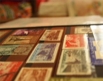 Revival of the Egyptian postage stamps.