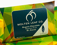 Molten Leaf Co. Organic Chocolate