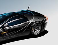 Car concept. Vector