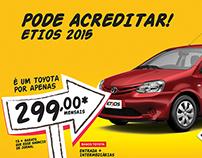Toyota SC - Campanha de Setembro