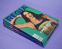 REGIA Mag. Issue #23