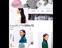 Frizzifrizzi.it - Layuhl Jang FW-2014/15