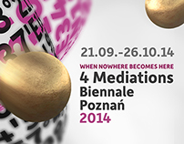 4 Mediations Biennale Poznań 2014