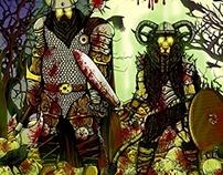 Vikings beasts